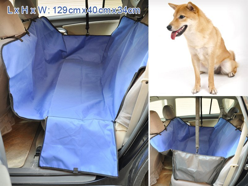 Pet Car Seat Cover - Waterproof Hammock