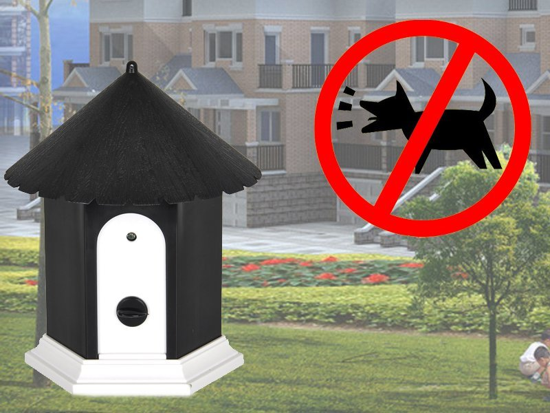Dog Ultrasonic Stop-Barking Control System