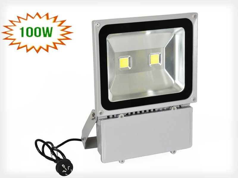 100W LED High-Power Outdoor Floodlight