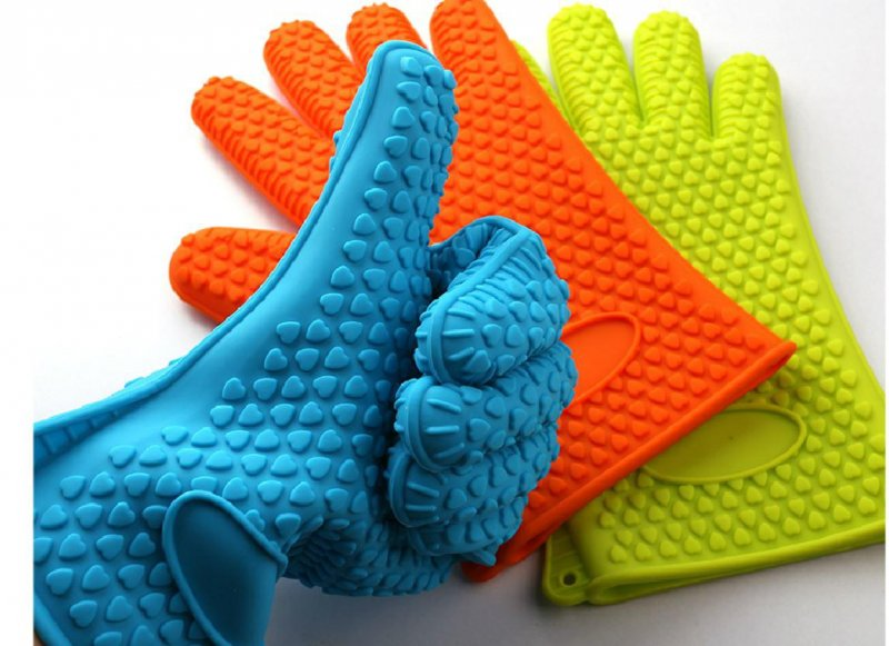Highest Rated Heat Resistant Silicone Oven Gloves Crazy