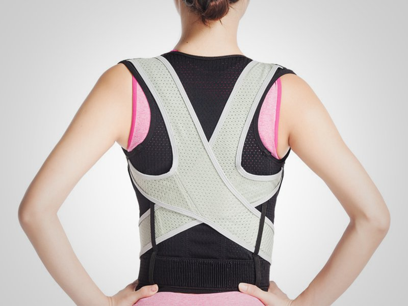 Shoulders Back Corrector Support Belt