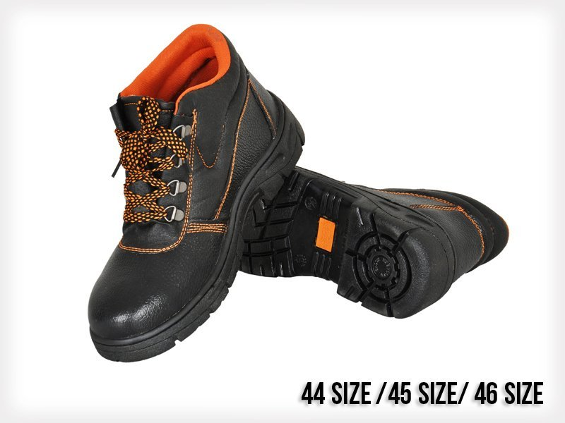 Outdoor Safety Steel Toe Work Boots