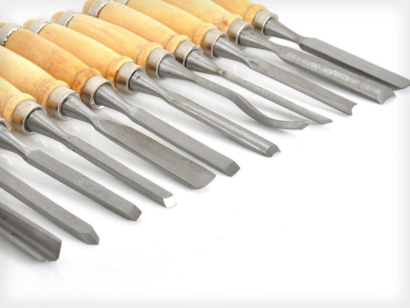 12 Piece Wood Carving Chisel Set Crazy Sales We Have