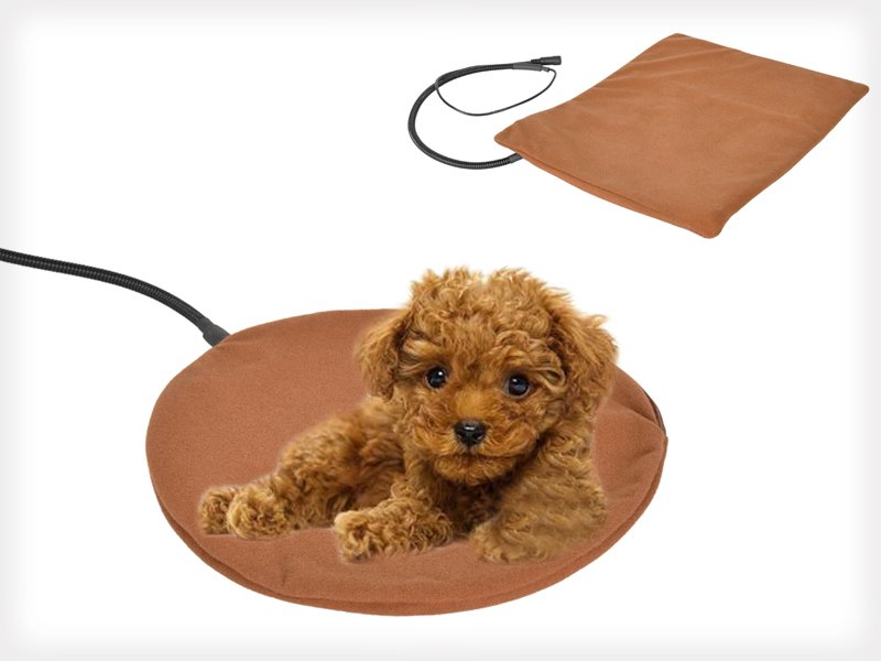 15W Pet Safe Heating Pad with Cover
