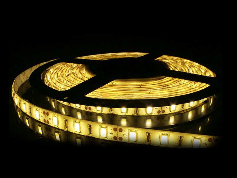 5M 297pcs Waterproof Flexible LED Light Strip