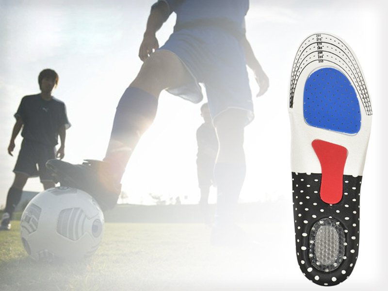 Gel Orthotic Sport Insoles