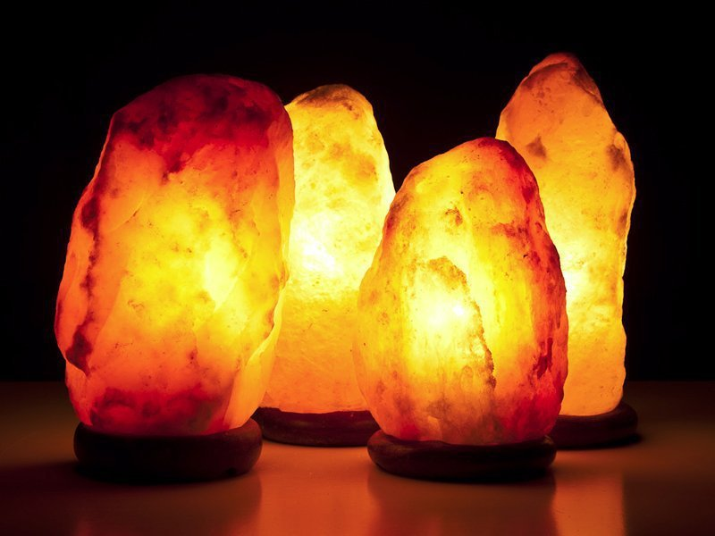 Natural Himalayan Salt Lamp 2--3kg @ Crazy Sales - We have the best daily deals online!