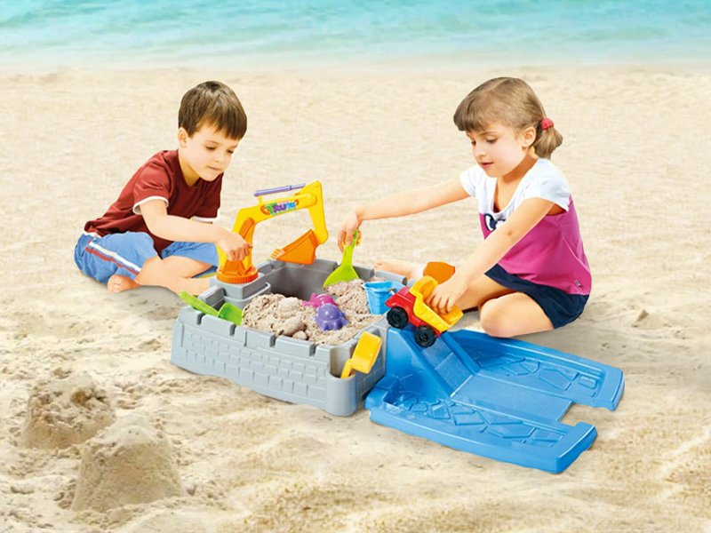 Sand Water Table Construction Toy