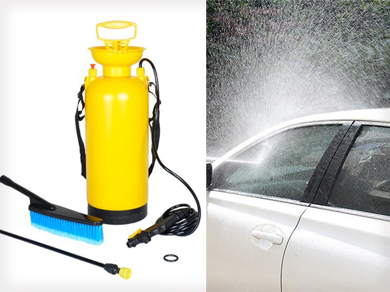 Professional 8L Portable Pressure Washer