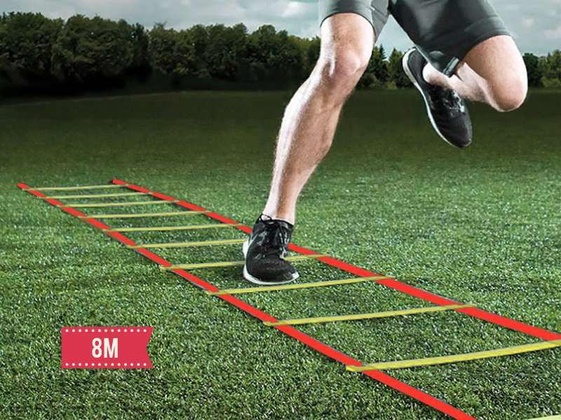 Agility Ladder Speed Training Ladder 8M