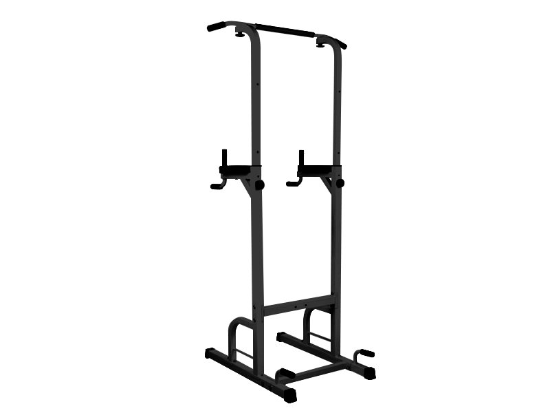 Power Tower Knee Raiser Fitness Home Gym Station