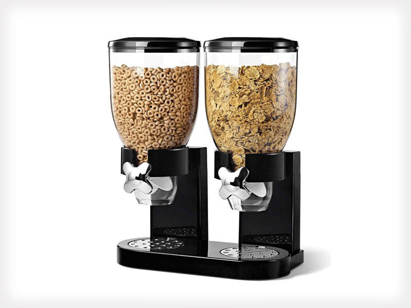 Dual Cereal Dispenser