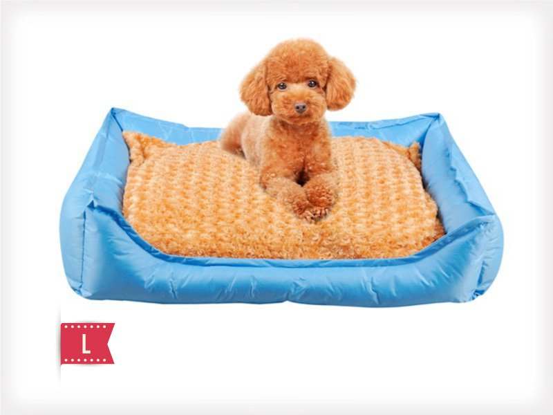 Outdoor / Indoor Waterproof Dog Bed - L 80 x 65cm