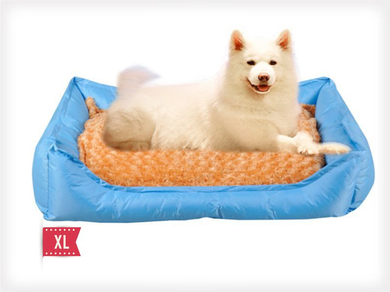 Outdoor / Indoor Waterproof Dog Bed - XL 100x80cm