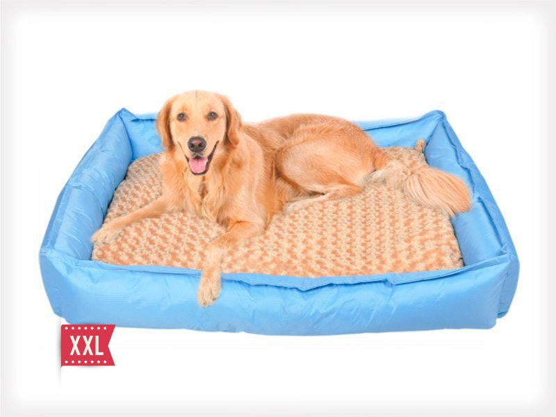 Outdoor / Indoor Waterproof Dog Bed - XXL 120x100
