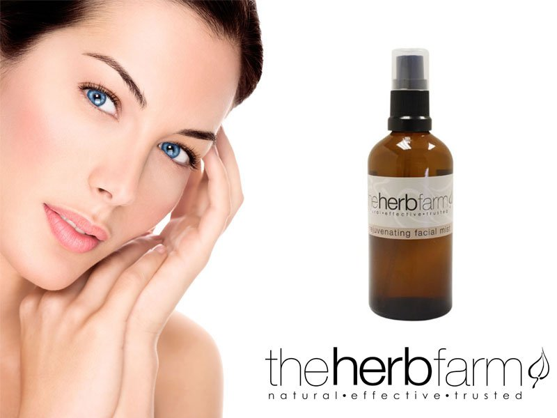 The Herb Farm Rejuvenating Facial Mist 100ml