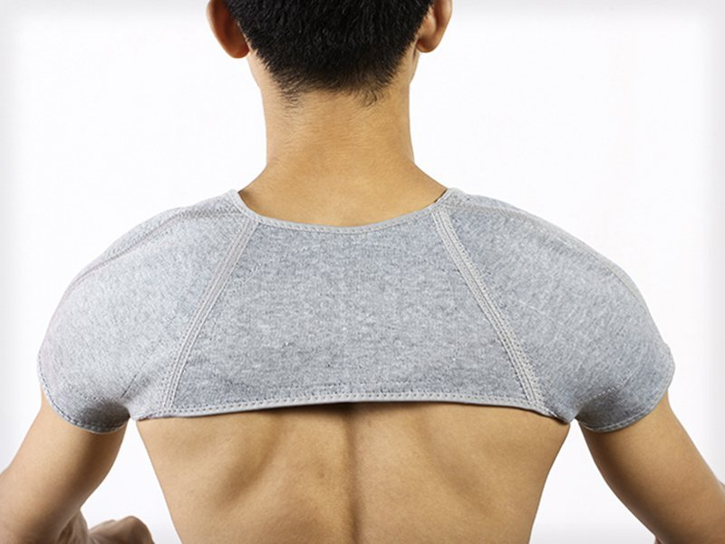 Self-Heating Shoulder Wrap
