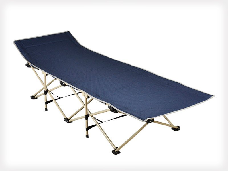 Adjustable Outdoor Folding Camping Bed