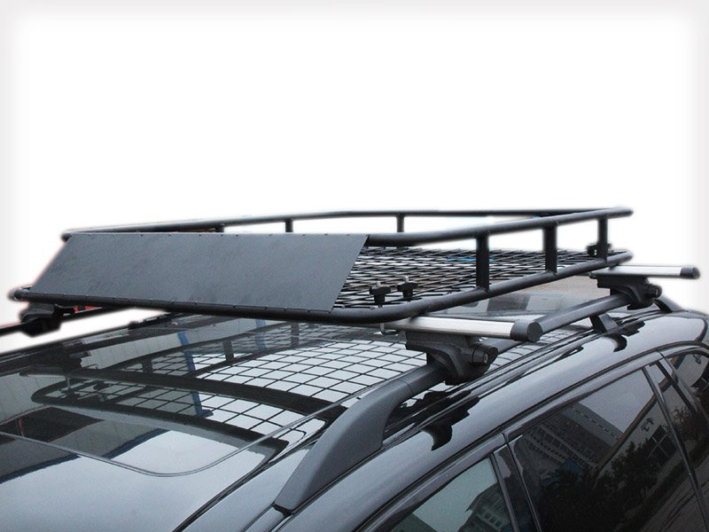 Roof Top Cargo Rack Basket