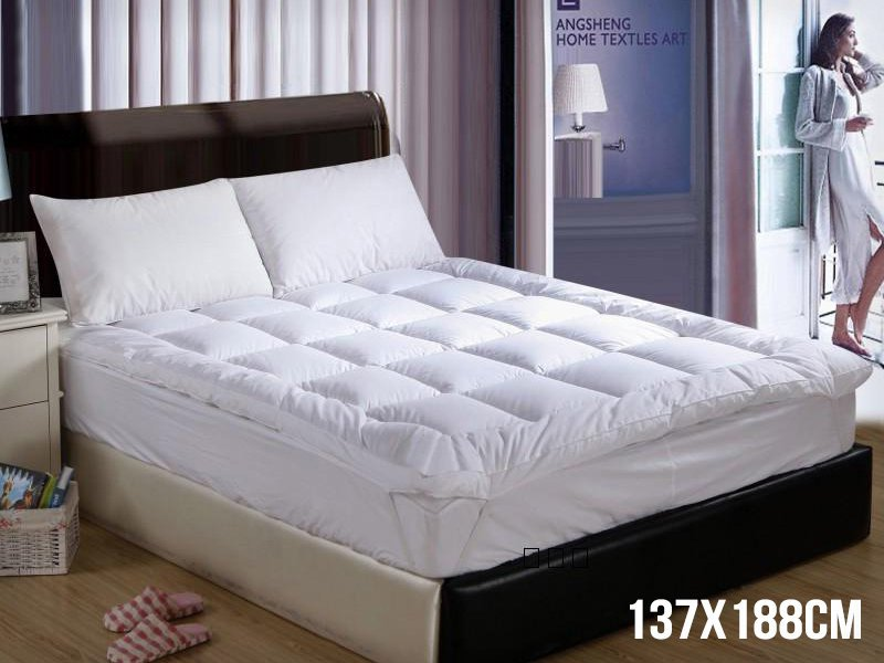 Luxury Mattress Topper 1000GSM - Double