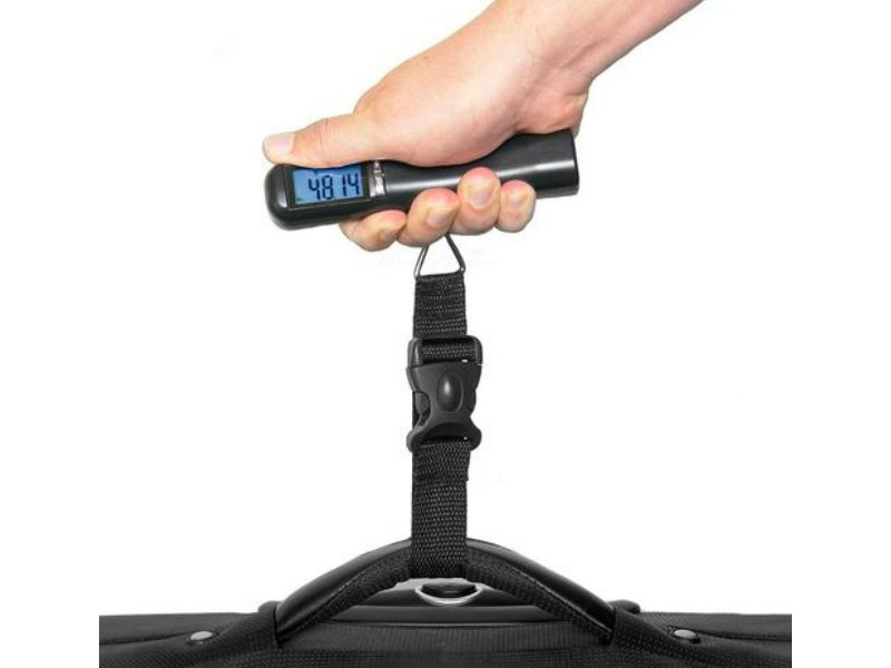 Portable Travel Luggage Scale
