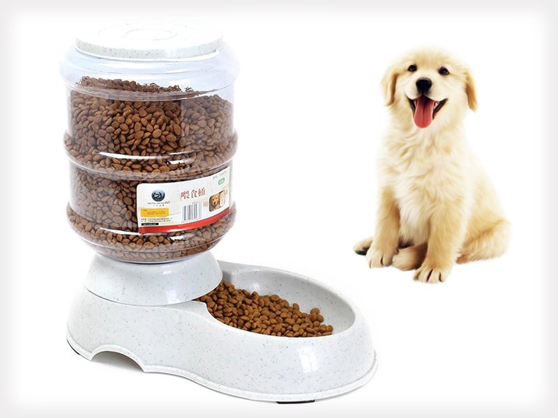 11L Automatic Pet Food Dispenser