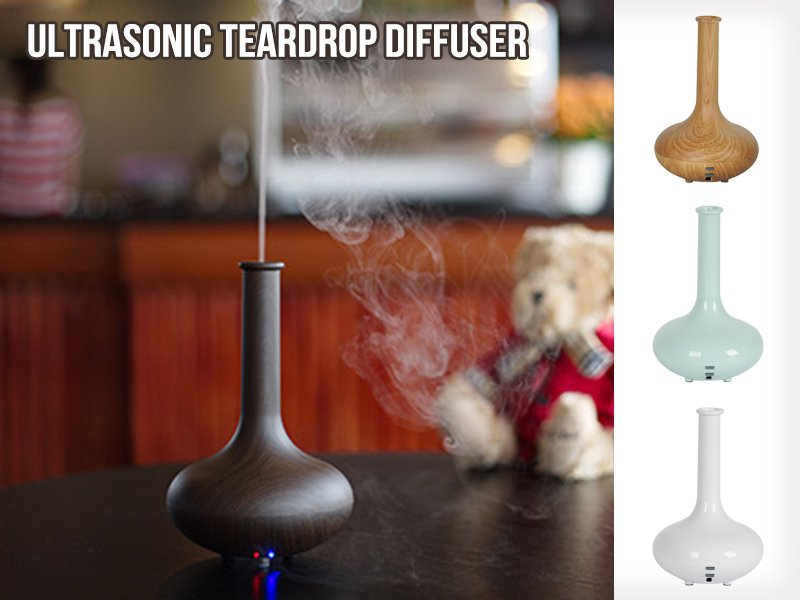 Ultrasonic Air Purifier and Diffuser