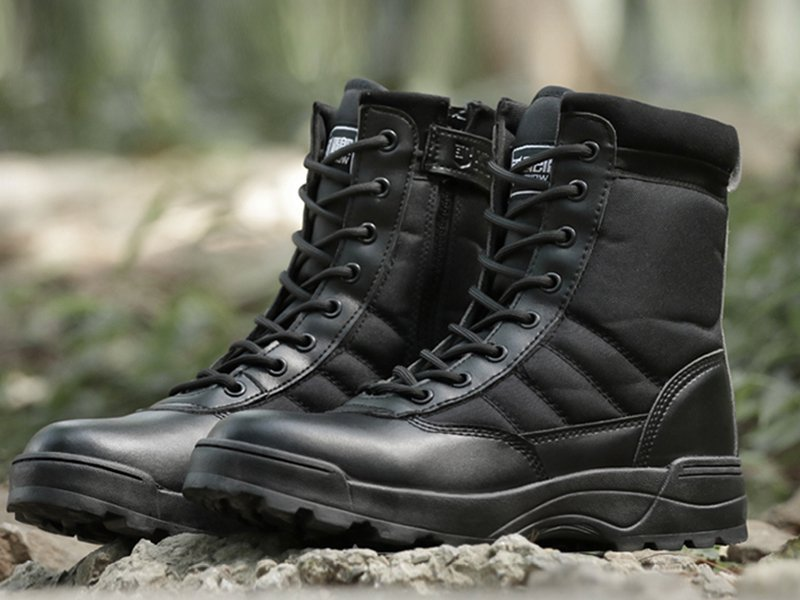 Tactical Military Style Boot