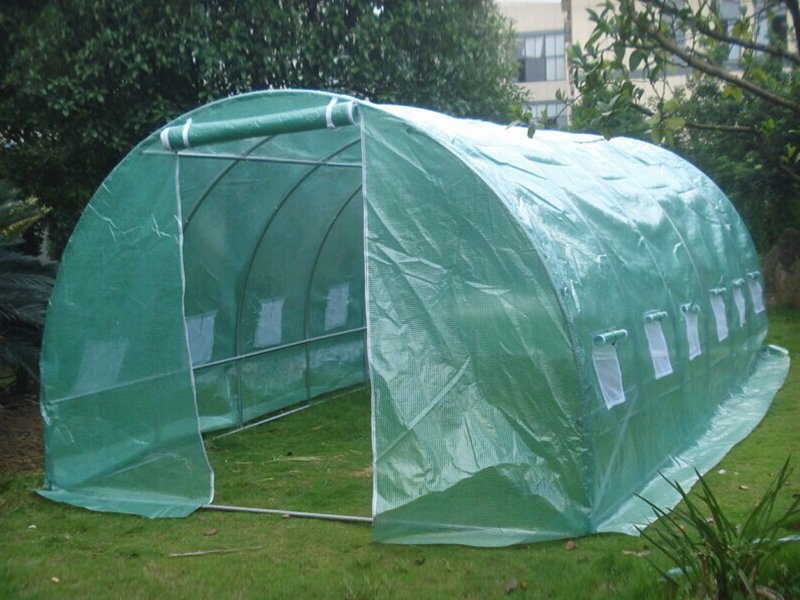 Tunnel Greenhouse 3 x 10M