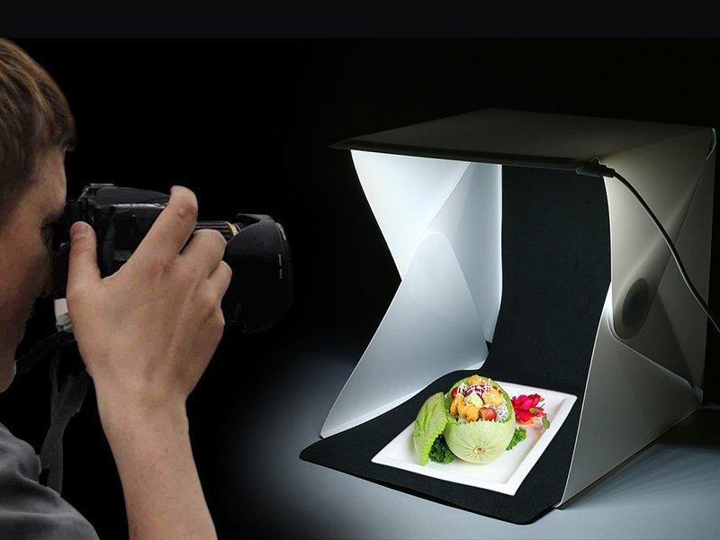 встречаются виды, как фотографировать еду на темном фоне менее