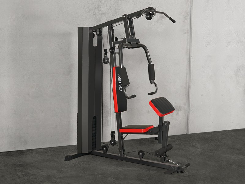Deluxe Stationary Home Gym
