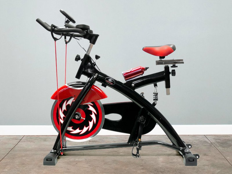 Home Gym Spin Bike