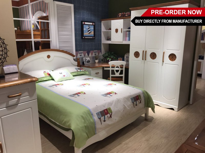 Boy Bedroom Furniture Set - Basketball