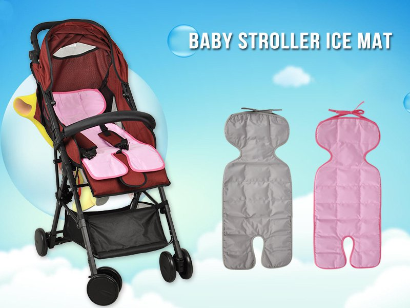 Summer Cool Mat For Baby Stroller