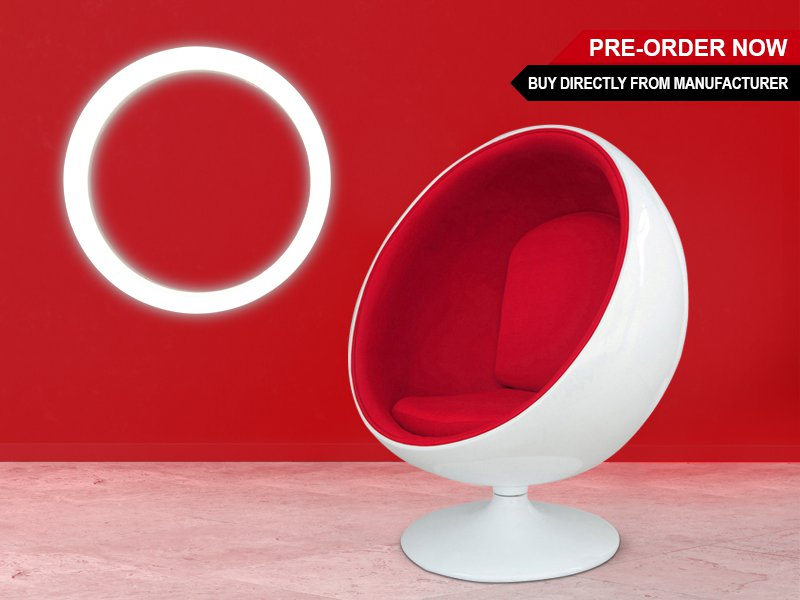 Classic Modern  Ball Chair