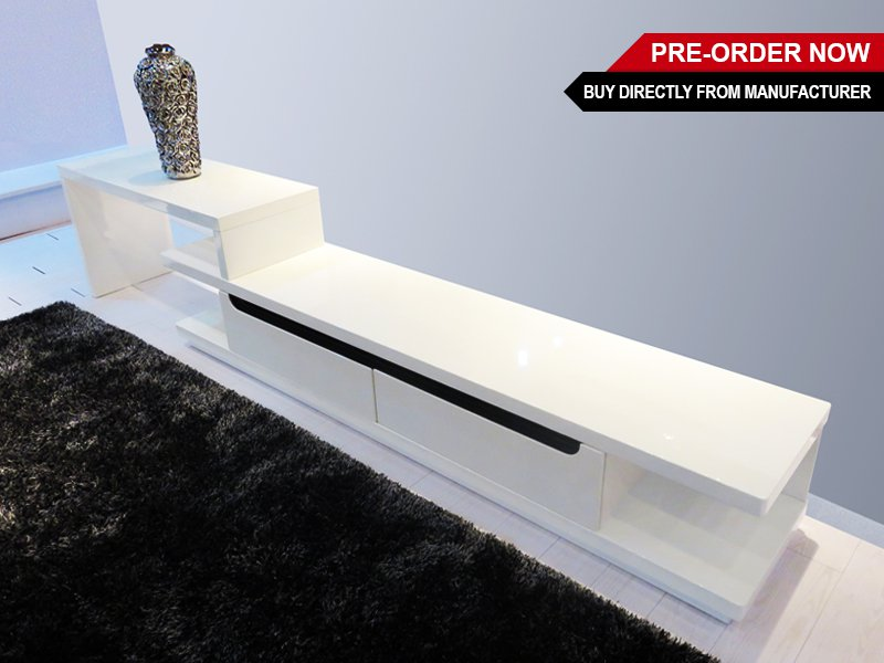 Modern Gloss Tv Entertainment Unit