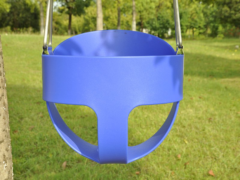 Full Bucket Swing Seat For Toddlers