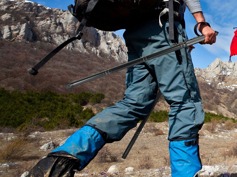 Multifunctional Hiking Pole - Standard Edition