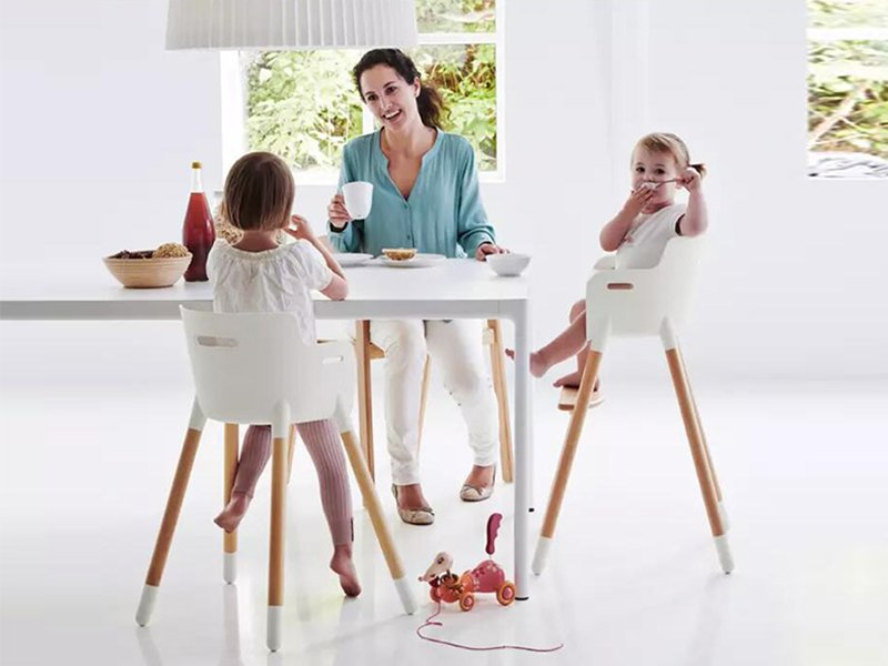 Multifunctional Adjustable Highchair For Kids