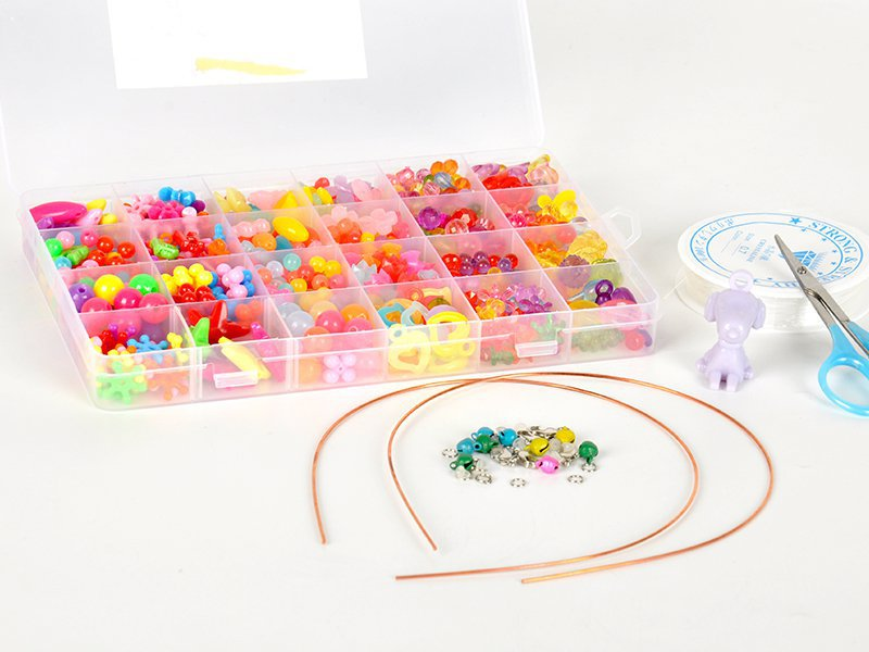 Jewellery Play kit - 620 Beads