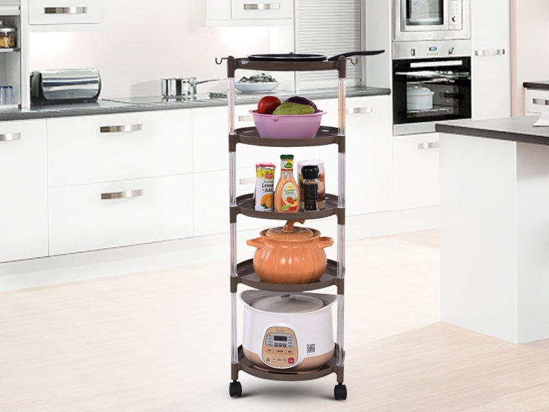 5 Level Storage Cart / Shelf
