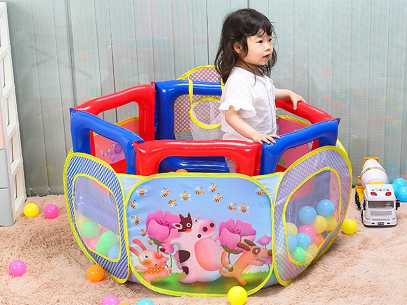 Pop Up Ball Pit Playpen