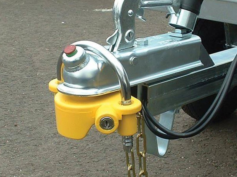 Universal Trailer/Caravan Security Hitch Lock