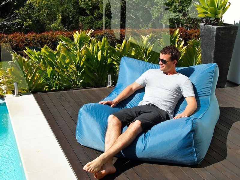 Giant Floating Pool Bean Bag Sofa