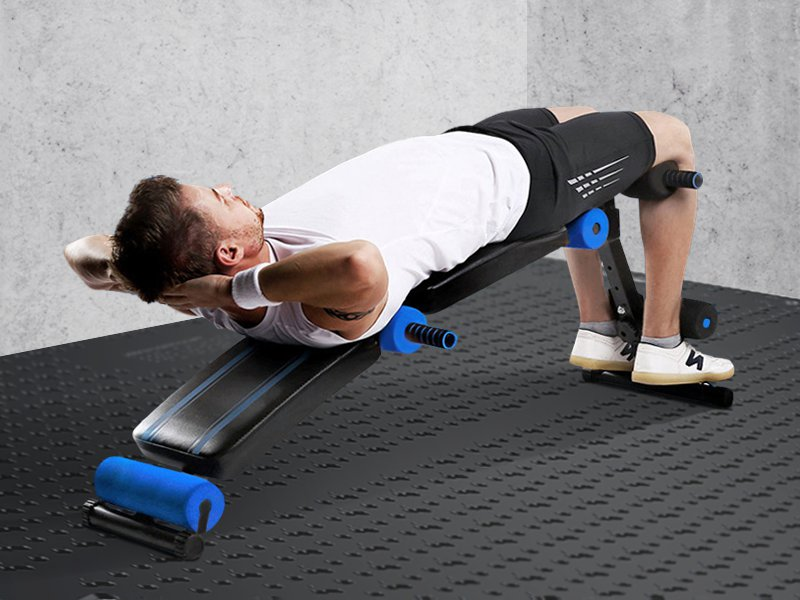 Adjustable Ab Bench Sit-up Bench