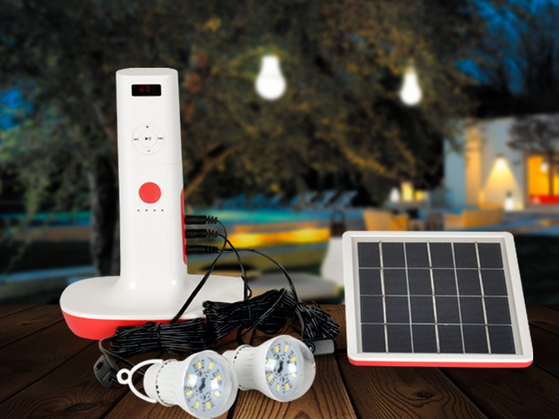 Multifunctional Solar lighting System-FS-S913M