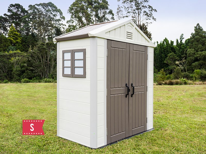 Plastic Garden Shed - Small