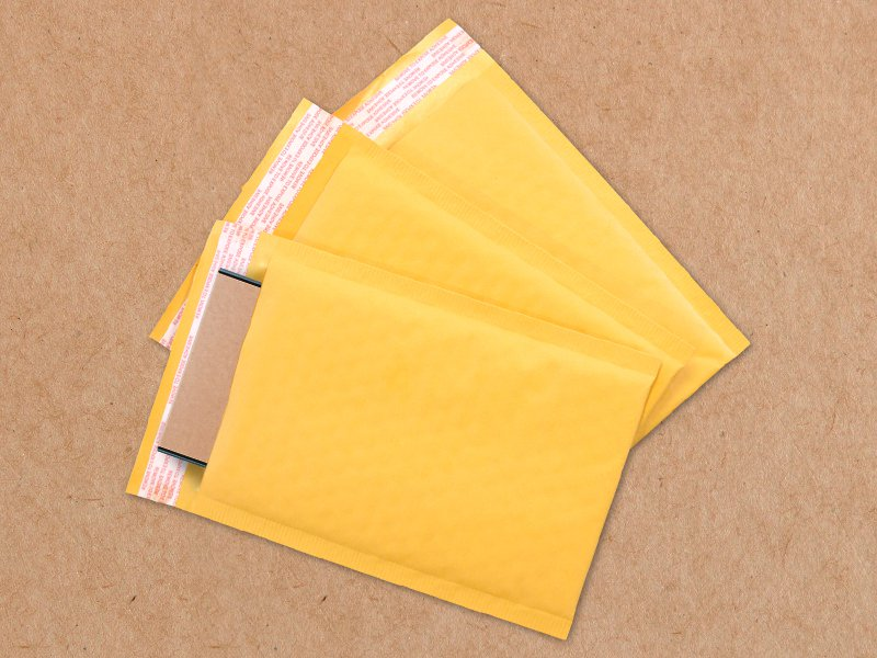 Padded Bubble Envelopes 13x20cm - 50PK