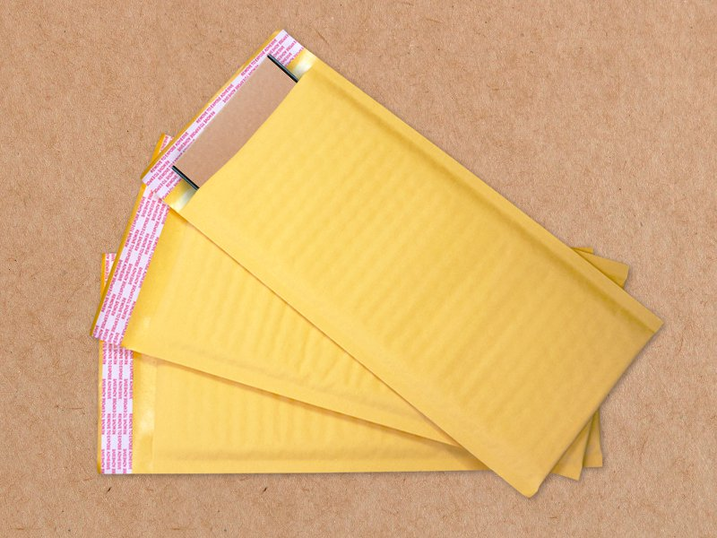 Padded Bubble Envelopes 15x30cm - 50PK