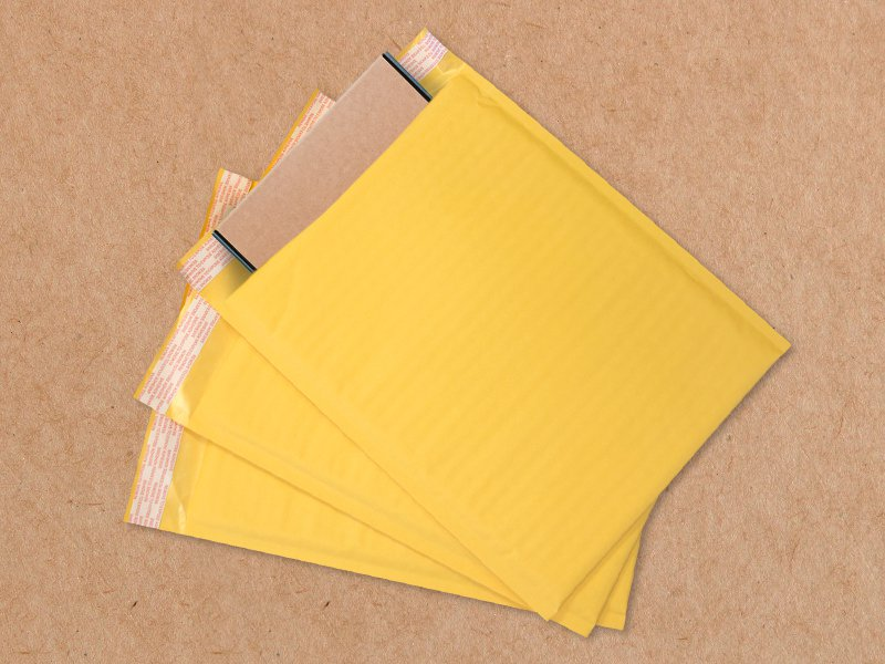 Padded Bubble Envelopes 25x30cm - 50PK